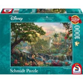 Schmidt Spiele - Puzzle - Disney™ Dschungelbuch, 1000 Teile