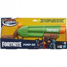 Hasbro - Nerf Super Soaker Fortnite Pump-SG Wasserblaster
