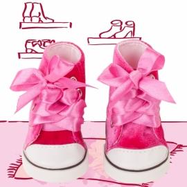 Pink Velvet Gr. M/XL, Sneakers