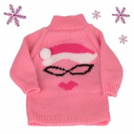 Pullover Miss Santa Gr. M/XL
