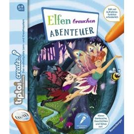 Ravensburger Buch - tiptoi Create - Elfen brauchen Abenteuer