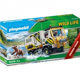 Playmobil® 70278 - Wild Life - Expeditionstruck