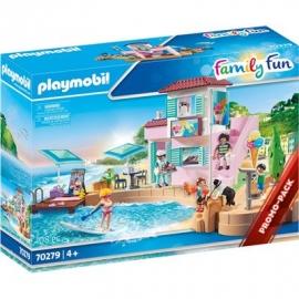 Playmobil® 70279 - Family Fun - Eisdiele am Hafen