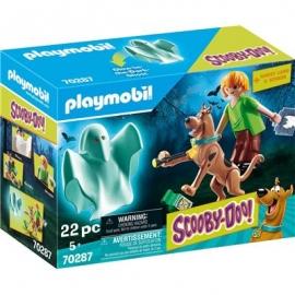 Playmobil® 70287 - Scooby-Doo! Scooby & Shaggy mit Geist