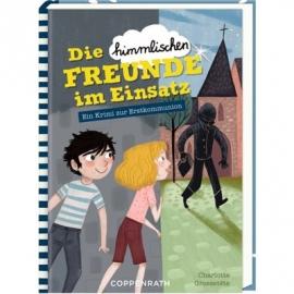 Coppenrath Verlag - Die himmlischen Freunde im Einsatz. Das gestohlene Engelgemälde