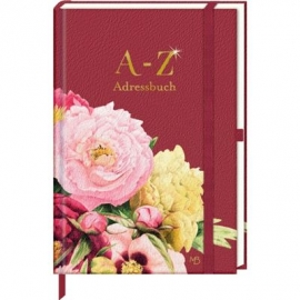 Coppenrath Verlag - Adressbuch A-Z