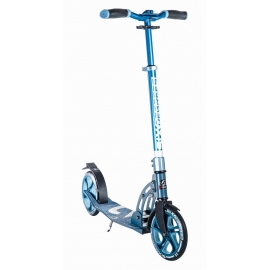 Aluminium Scooter Six Degrees 205 mm blau