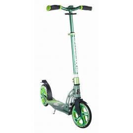 Aluminium Scooter Six Degrees 205 mm grün