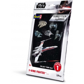 Revell - X-Wing Fighter easy-click