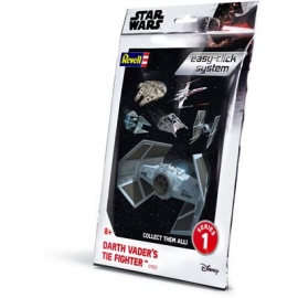 Revell - Darth Vaders TIE Fighter easy-click