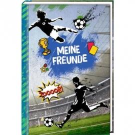Coppenrath Verlag - Freundebuch - Fußball - Meine Freunde