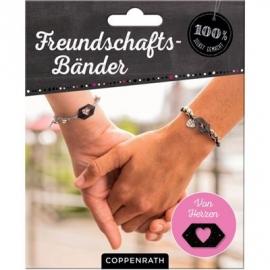 Coppenrath - 100% selbst gemacht - Dein Styl! - Freundschaftsbänder - Von Herzen