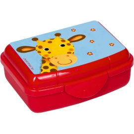 Mini-Snackbox Giraffe  Freche Rasselbande