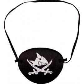 Augenklappe Capt n Sharky
