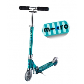 Scooter sprite petrol - Streifen