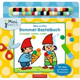 Mein erstes Bommel-Bastelbuch (Mini-Künstler)