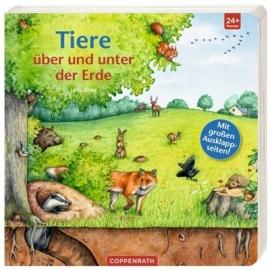 Coppenrath Verlag - Tiere über und unter der Erde