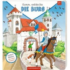 Coppenrath Verlag - Komm, entdecke die  Burg