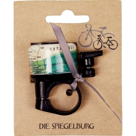 Mini Fahrradklingel, sortiert