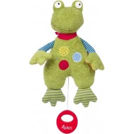 sigikid - Spieluhr Flecken Frog