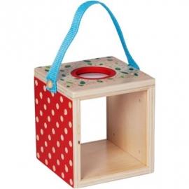 Die Spiegelburg - Garden Kids - Holz-Lupenbox zum Beobachten
