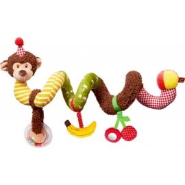 Die Spiegelburg - BabyGlück - Activity-Spirale Affe