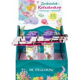 Die Spiegelburg - Prinzessin Lillifee - Zauberstab-Kaleidoskop mit LED