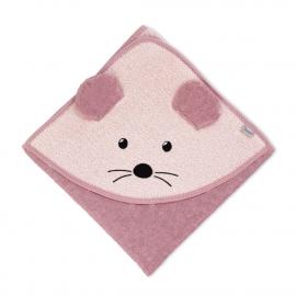 Sterntaler Badetuch100x100 Mabel rosa
