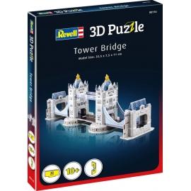 REVELL  00116 Mini Puzzle 3D Tower Bridge ab 10 Jahre