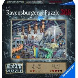 Ravensburger 16484 Puzzle In der Spielzeugfabrik