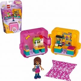 LEGO® Friends 41405 - Andreas magischer Würfel - Tiergeschäft