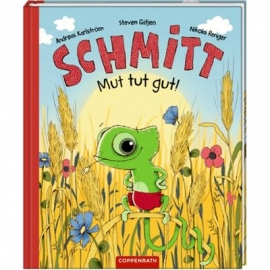 Coppenrath Verlag - Schmitt - Mut tut gut!