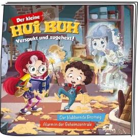 Tonies - Der kleine Hui Buh - Der blubbernde Brotteig / Alarm in der Geheimzentrale