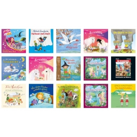 Kinder-Hörspiele mit CD