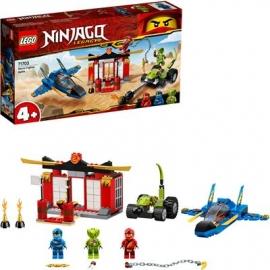 LEGO® Ninjago 71703 - Kräftemessen mit dem Donner-Jet