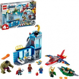 LEGO® Marvel Avengers Movie 4 76152 - Avengers - Lokis Rache