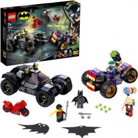 LEGO® DC Comics Super Heroes 76159 - Jokers Trike-Verfolgungsjagd