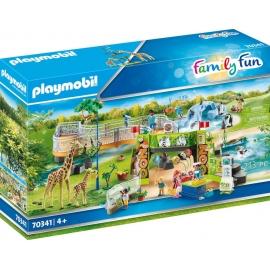 Playmobil® 70341 Mein großer Erlebnis-Zoo