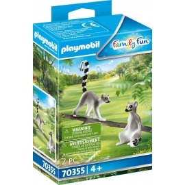 Playmobil® 70355 2 Kattas