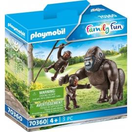 Playmobil® 70360 Gorilla mit Babys