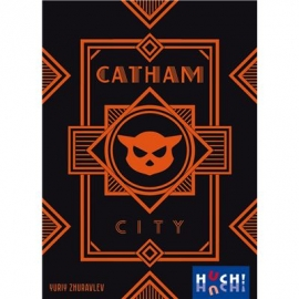Huch Verlag - Catham City