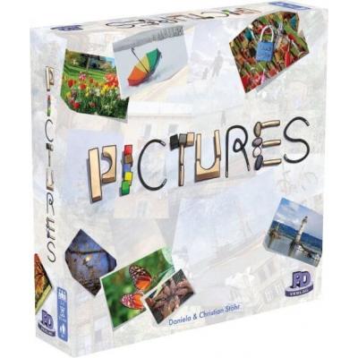 PD-Verlag Pictures *Nominiert Spiel des Jahres 2020*