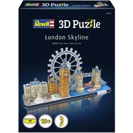 Revell - 3D Puzzle - London Skyline