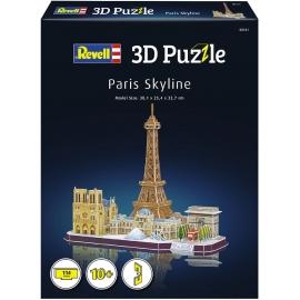 Revell - 3D Puzzle - Paris Skyline