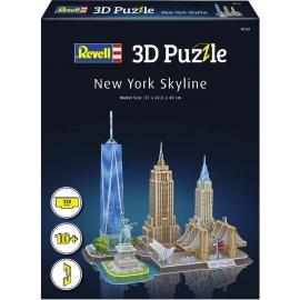 Revell - 3D Puzzle - New York Skyline