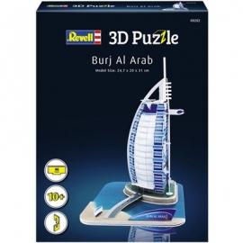 Revell - 3D Puzzle - Burj Al Arab
