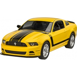 REVELL  07652 1:25 2013 Ford Mustang Boss 302 ab 12 Jahre