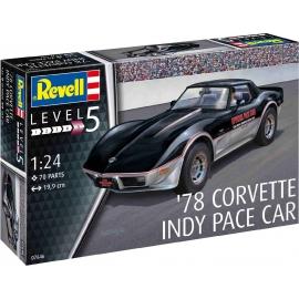 Revell - Model Set 78 Corvette C3