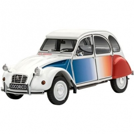Revell - Model Set Citroen 2 CV Coccor