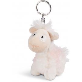 NICI - Lama Babies - Schlüsselanhänger Lama-Baby Cloudi 10cm Bb